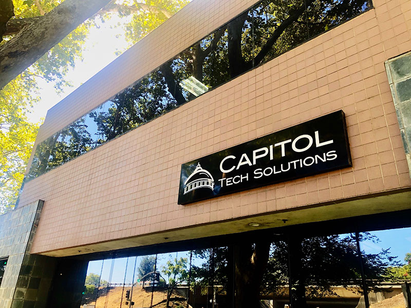 Cheers to Capitol Tech Solution's Office Expansion in Sacramento, CA!