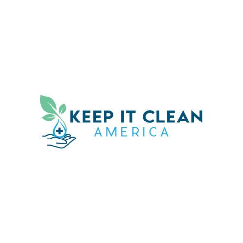 Logo for Keep it Clean America
