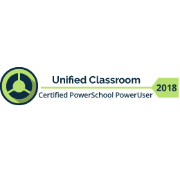 Unified Classroom 2018 Certified PowerSchool PowerUser