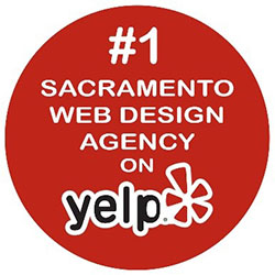 Capitol Tech Solutions Voted #1 Sacramento Web Design Agency on Yelp